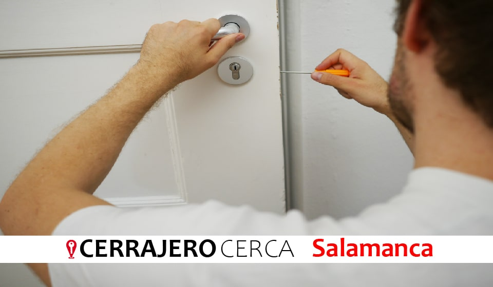 Cerrajero Cerca Salamanca